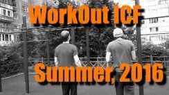 WorkOut Team ICF. Murmansk, Summer, 2016