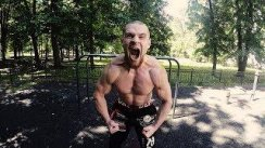 BEST STREET WORKOUT MOTIVATION MONSTER