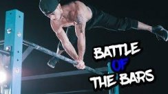BATTLE OF THE BARS 26 DUBAI   ERYC VS IKHWAN *FULL CALISTHENICS EVENT*