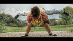 Explosives Street Workout Monster !! Andrea Larosa