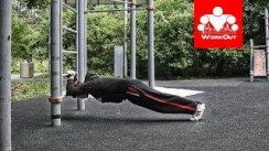 Triceps Extensions  Street Workout