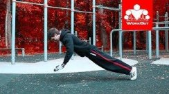 Plyometric Push-Ups  Street Workout