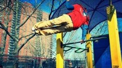BarTendaz - Physical Fitness (The POWER of Pull-Ups/Push-Ups)