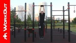 Narrow Grip Pull-Ups  Street Workout