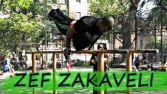 ZEF (Bar-barians) - old training on the playground