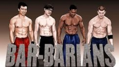 Bar-Barians - Training on the Bars (2013)