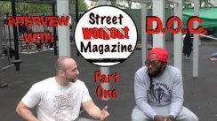 Street Workout Magazine EP11 - Interview with D.O.C. (Team Wingate) Part ONE