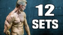 12 Sets to Gain Muscle FAST (Very Intense Workout!)