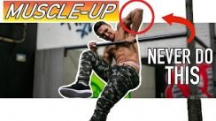 How To Do Muscle Ups With 4 EASY Steps - Street Workout Freestyle Tutorial