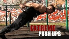 15 EXTREME PUSH UP VARIATIONS 2018 - Street Brothers