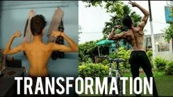 Yash Anand  1 Year Natural Body Transformation (18-19)  Journy From Skinny to Fit