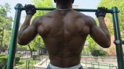 Calisthenics Back Workout with Bam Baam