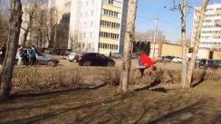 KaZaN Opening of Season 2013 - Workout, Parkour, Freerun, Acrostreet