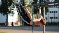 Street Workout in Moldova