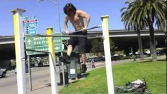 Advanced Calisthenics for Extreme Athletes