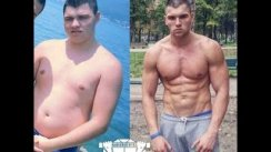Incredible 1 Year Body Transformation (Calisthenics) Bar Brothers
