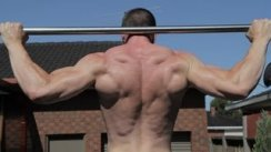 How to do Pull ups For Beginners Workout