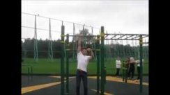The Best One Arm MuscleUps In All Street Workout