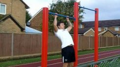 Calisthenics Tutorial for Beginners Part 5 - How to do Muscle Ups