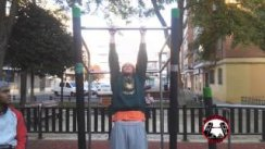 PERFECT MUSCLE UP TUTORIAL(NO KICKING,NO SWINGING)