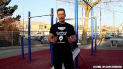 Calisthenics Tutorial: Dips