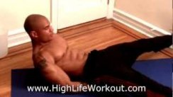 NEW HOME ABS WORKOUT -Big Brandon Carter- HOW TO GET A 6 - SIX PACK FAST Build Muscle Burn Fat