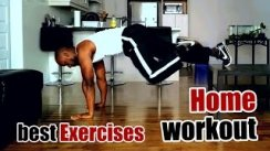 Home Workout - Best Exercises
