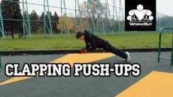 Clapping Push-Ups