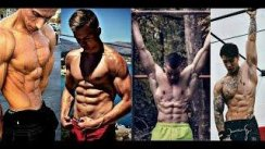 Top 5 Natural Calisthenics Body Transformations - No Pain No Gain