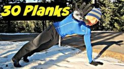 Top 30 Ab Shredding Plank Variations - Beginner to Advanced Home Workout