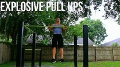 How to make your pull ups more explosive
