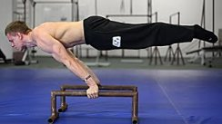 How To Planche - Beginner Tutorial