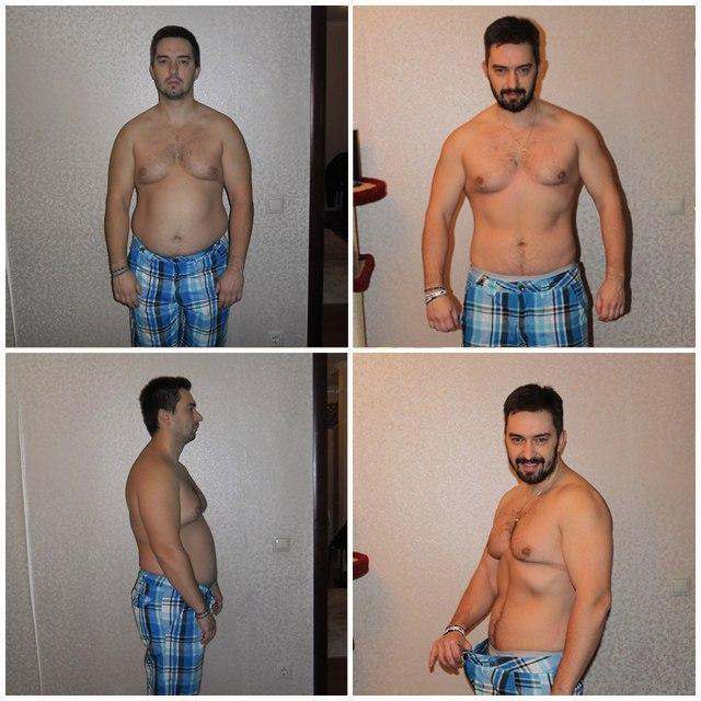 пусть тебя месяц отжиманий фото до и после очень