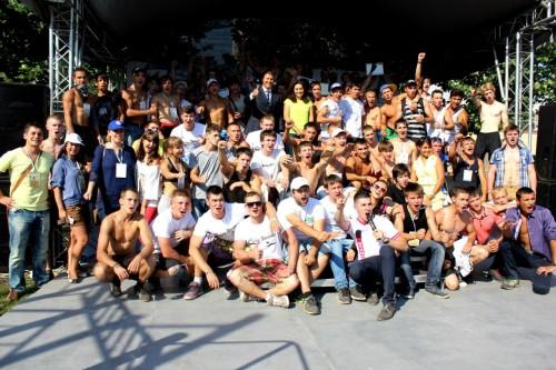 WorkOut Russia Tour 2013: Казань