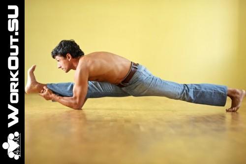 Новая статья - Тренируем гибкость (в трёх частях)