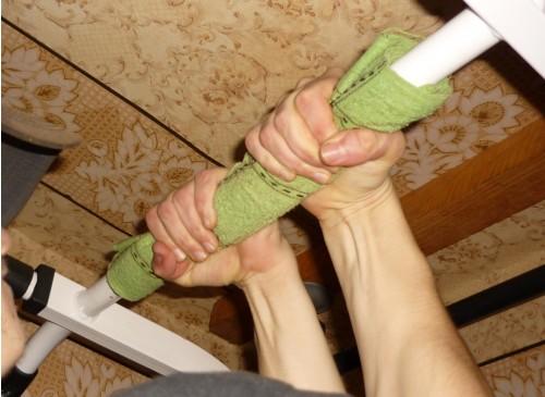 Упражнения из армреслинга