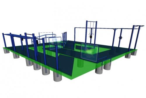 «Доступный Спорт» - твоя возможность получить уличную площадку для тренировок!