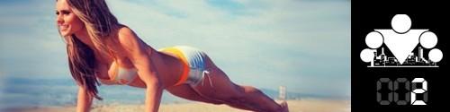 100 дневный воркаут 2015 (Весна) - День 2. Разминка перед тренировкой