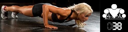 100-дневный воркаут 2013 (Осень) - День 38. Типы телосложения