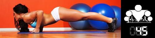 100 дневный воркаут 2013 - День 45 - Почему вы не худеете