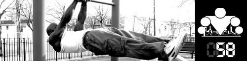 100 дневный воркаут 2013 - День 58 - Спортивная мотивация