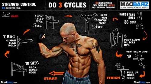 42 тренировочные программы от MadBarz.com