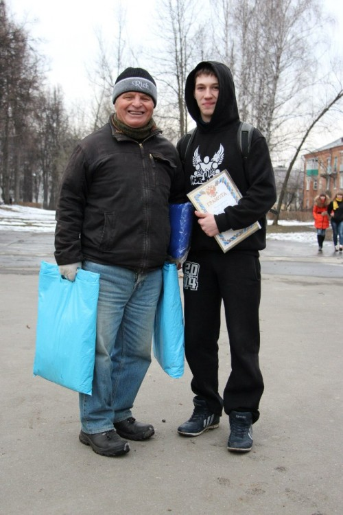 WorkOut Russia Tour 2014 [4] Павловский Посад