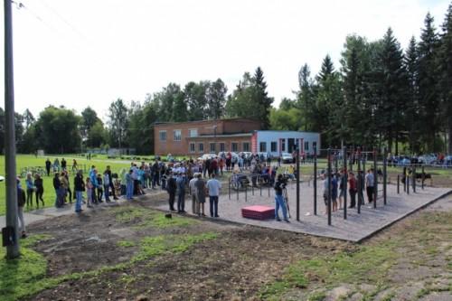 Воркаут стартует в Клинском муниципальном районе