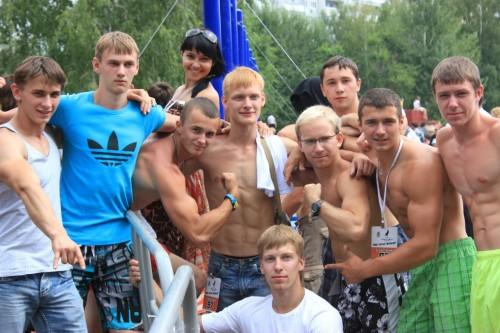 В Казани прошел первый Всероссийский турнир по дворовым видам спорта