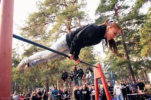 Первый открытый фестиваль по паркуру и воркауту пройдет в столице