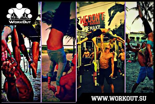 Workout Girls: Alexia Evans (Miami, USA)
