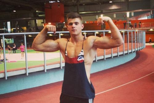 Андрей Зубарь - Чемпион Эстонии по Стрит Воркаут!