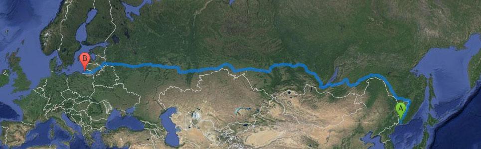 10.000 км пробежка