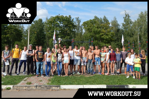 WorkOut Russia Tour 2014 [13] Истра